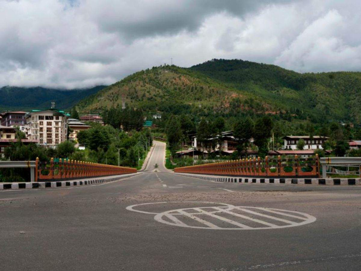 Bhutan imposes 1st nationwide virus lockdown