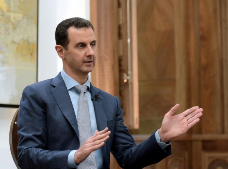 Bashar al-Assad suspected behind Syria