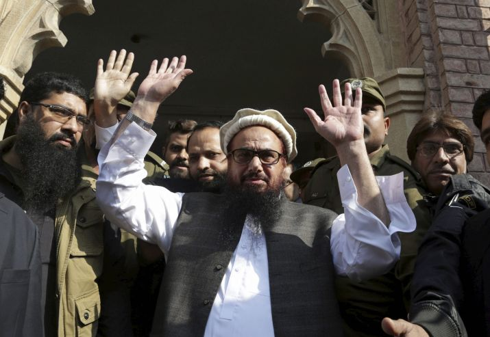 Pak govt urges court to deny clearance to Hafiz Saeed's political party