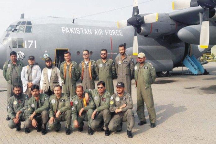 Pakistan dispatches relief goods to Iran quake victims