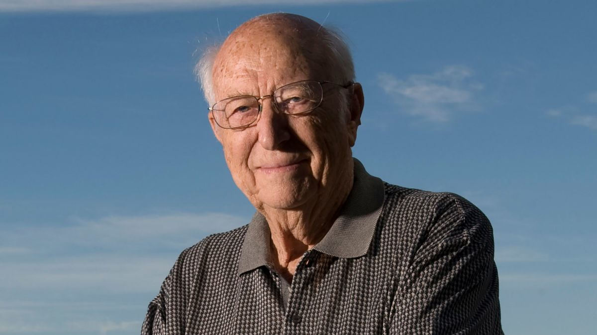 Bill Gates Sr, father of Microsoft