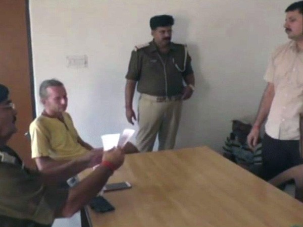 Days after attack on Swiss couple , a German national beaten up in UP