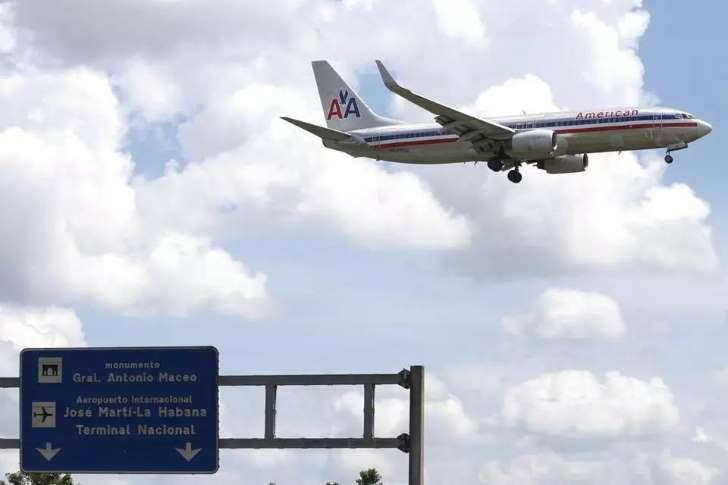 10 hospitalized after American Airlines flight jolted midair
