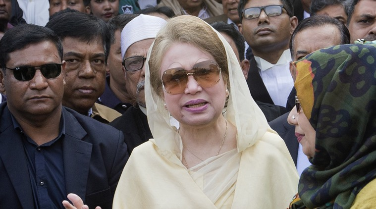 Bangladesh Ex-PM Khaleda Zia sentenced to 7 years in jail in another graft case