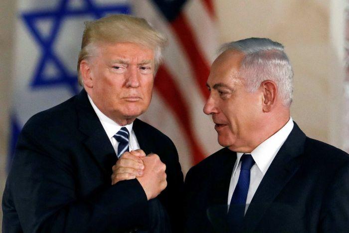 US President Donald Trump recognises Jerusalem as capital of Israel