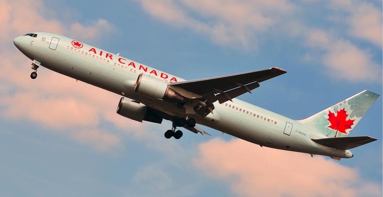 Air Canada temporarily suspends flights to India