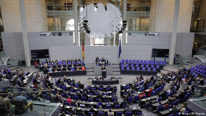 German parliament classifies North African states and Georgia as safe countries of origin