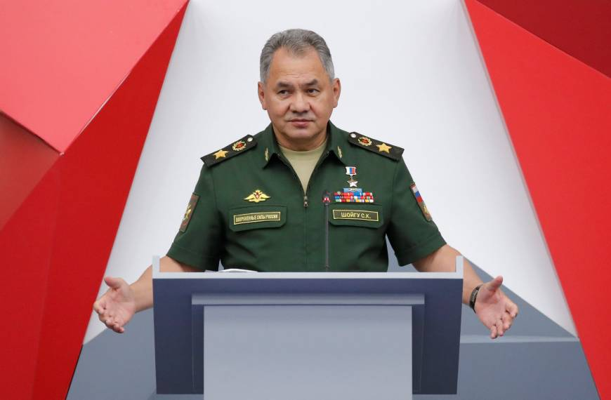 Russia commissioned over 1,000 new aircraft in past few years: Sergei Shoigu
