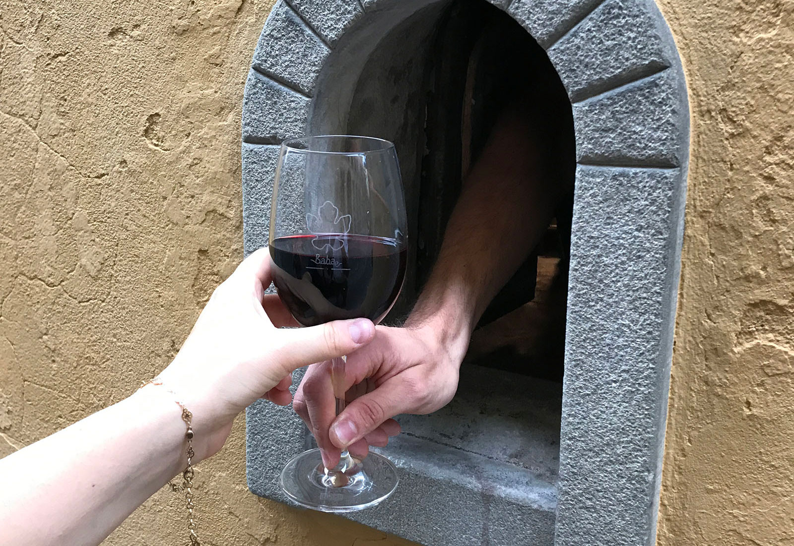 "Coronavirus has led to a resurgence of ""little wine holes"" in Italy"