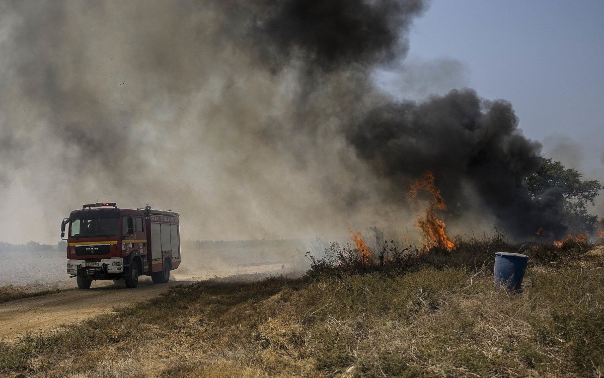 Six people killed during Israeli operation in Gaza strip