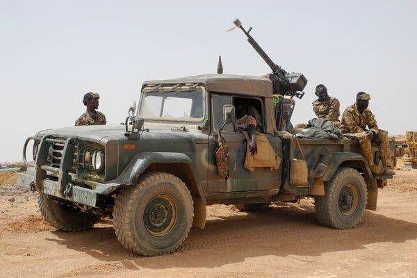 Nearly 100 killed in central Mali village massacre