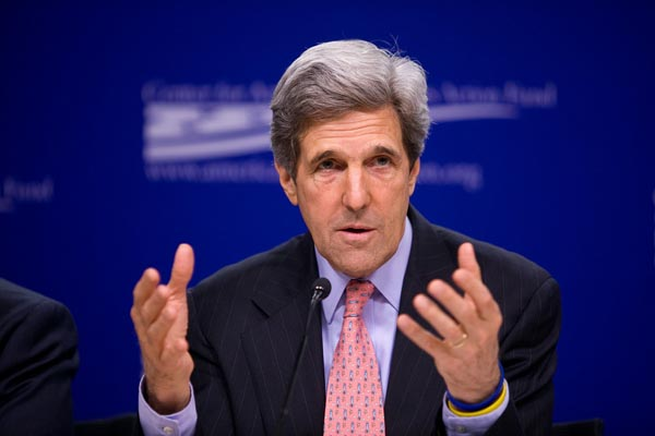Syria talks will go forward  this month Kerry