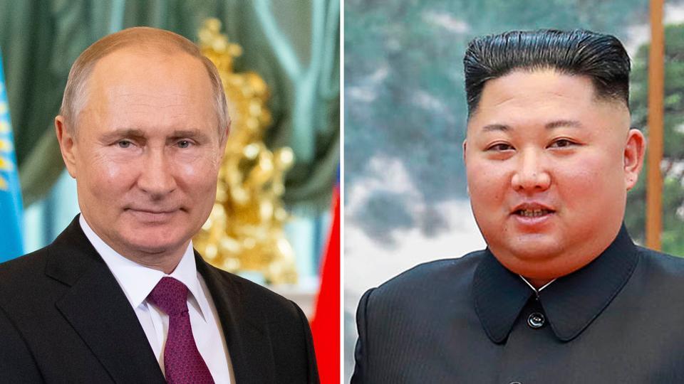 Kim Jong-un & Vladimir Putin to hold first summit talks in Vladivostok today