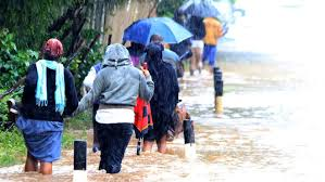 Nairobi experiences heavy rainfall; several people drowned