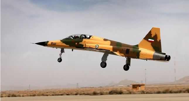 Iran unveils its first domestic fighter jet