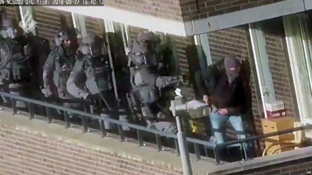 5 Arrested in Suspected Dutch Terror Attack Plot