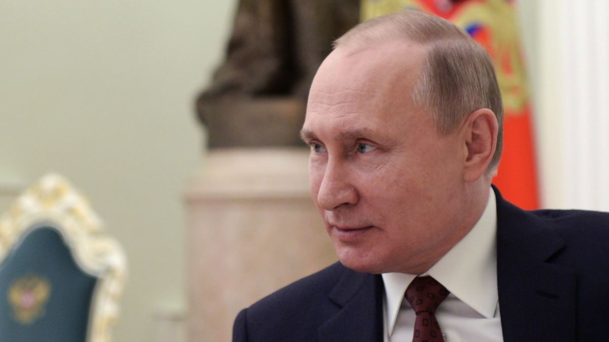 Russian President Vladimir Putin records resounding victory in presidential polls