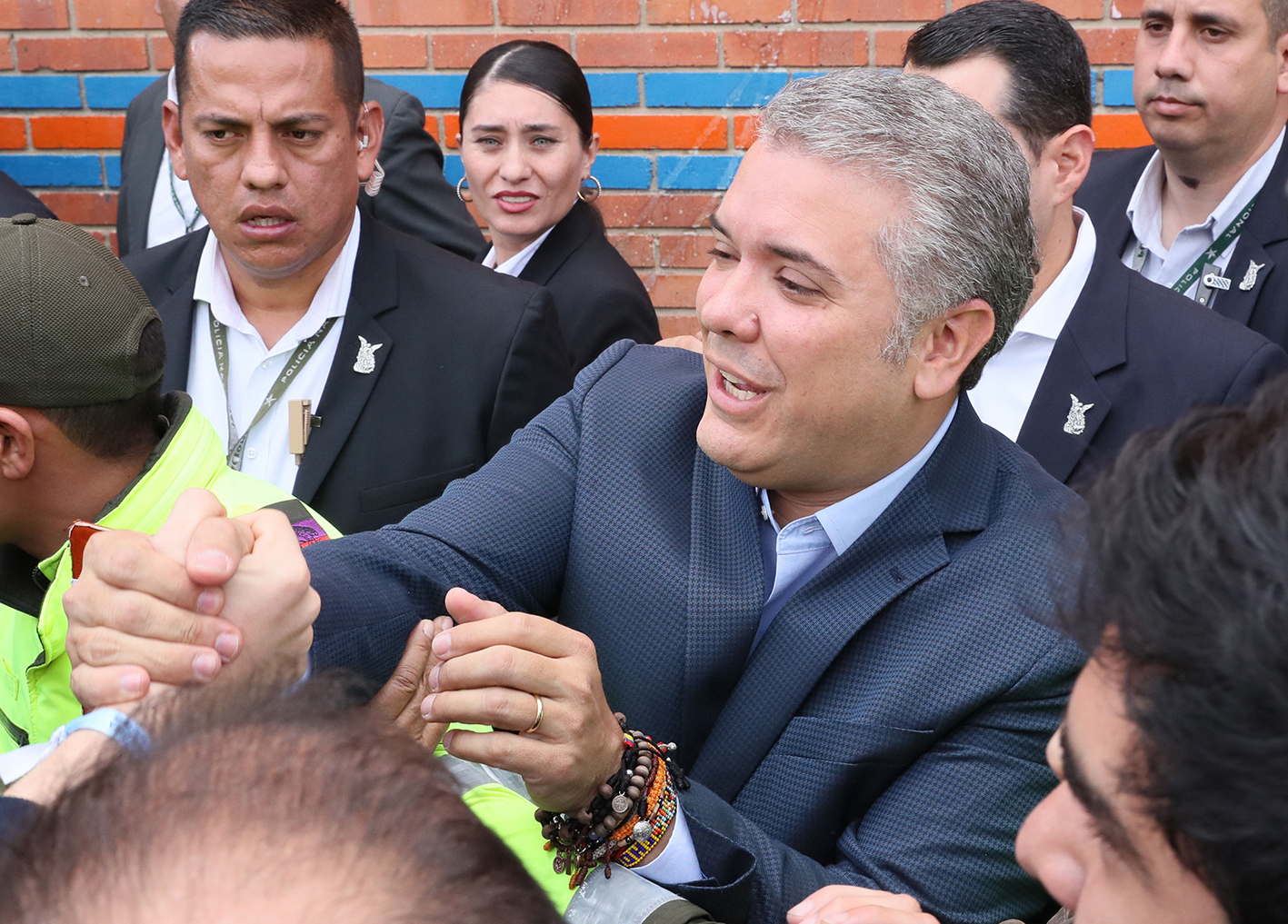 Ivan Duque becomes the youngest Colombian President