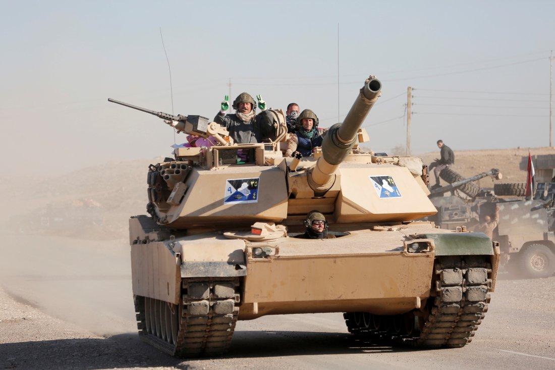 iraqiforceslaunchoperationtotakemosulairportfromisis