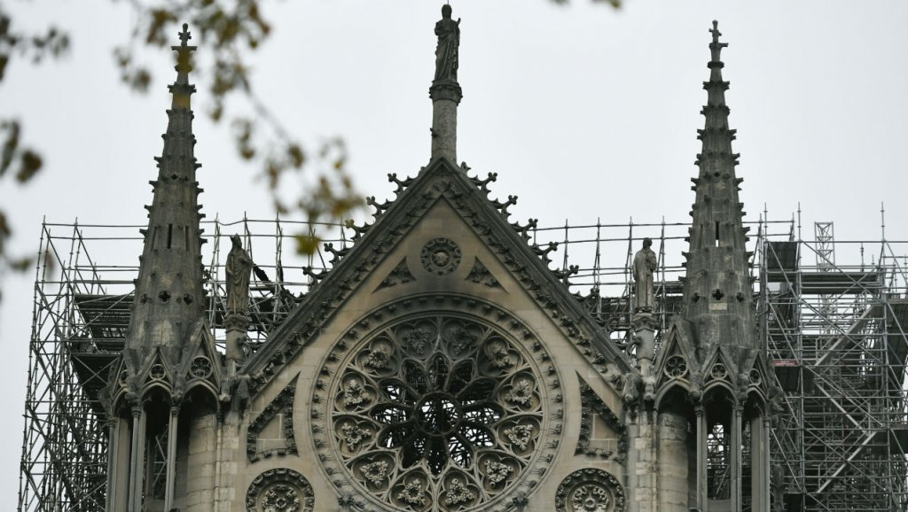 UN cultural experts offer to help in rebuilding Notre Dame cathedral in Paris