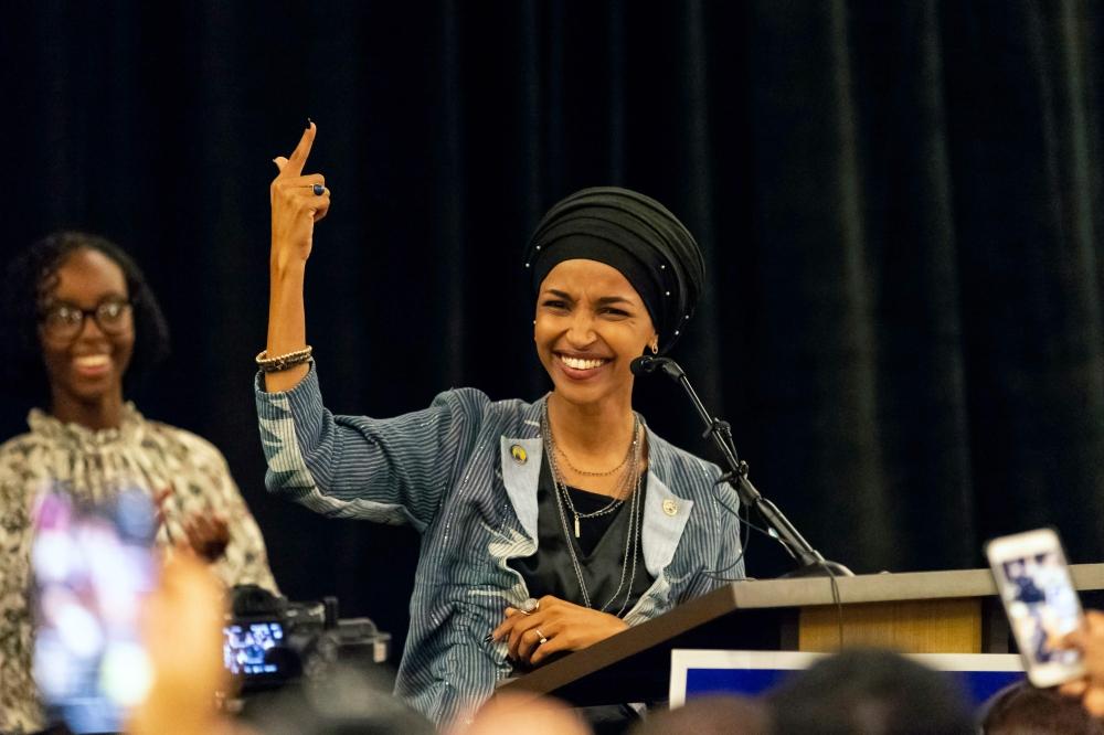 Ilhan Omar, Rashida Tlaib become first Muslim women in US Congress