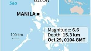 66magnitudeearthquakehitssouthernphilippines