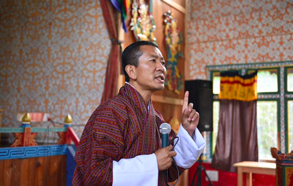 Druk Nyamrup Tshogpa to form new govt in Bhutan