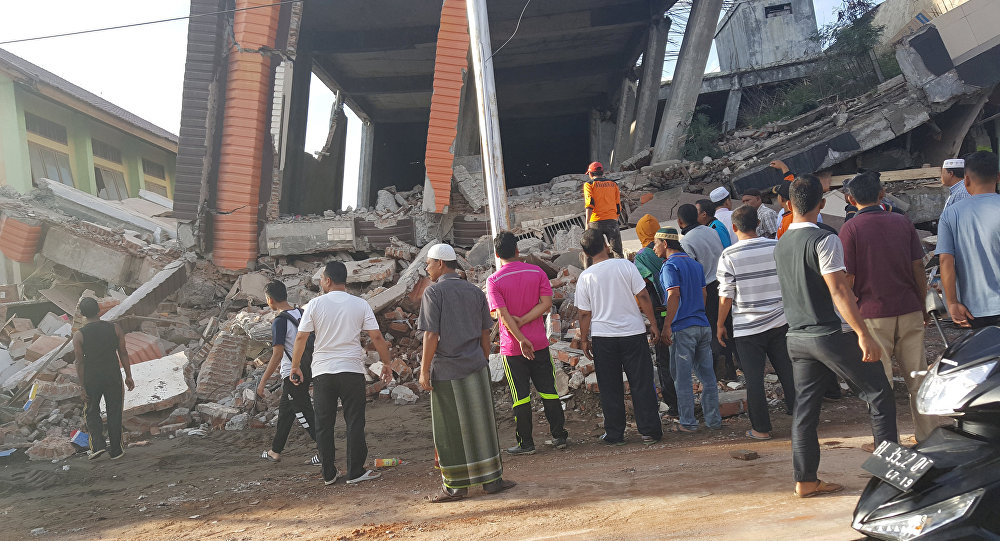 Death toll rises to three after Indonesia quake