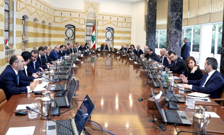 Lebanon Cabinet approves economic reforms after growing protests