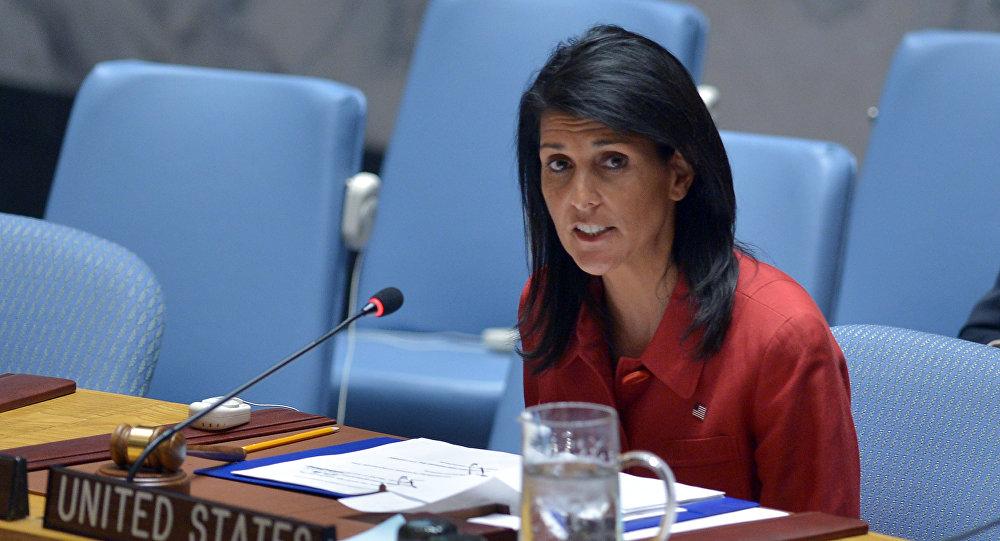 US accuses Russia of altering UN