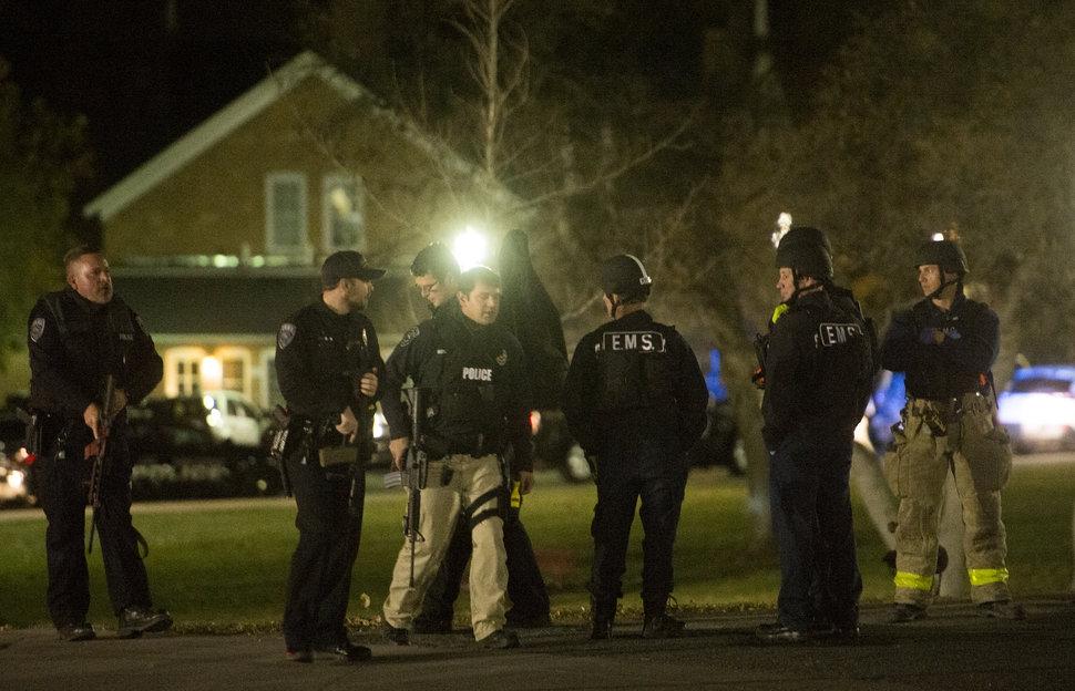 One dead in shooting at University of Utah in US