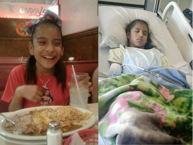 10-yr-old Mexican girl crosses into US for operation, faces deportation