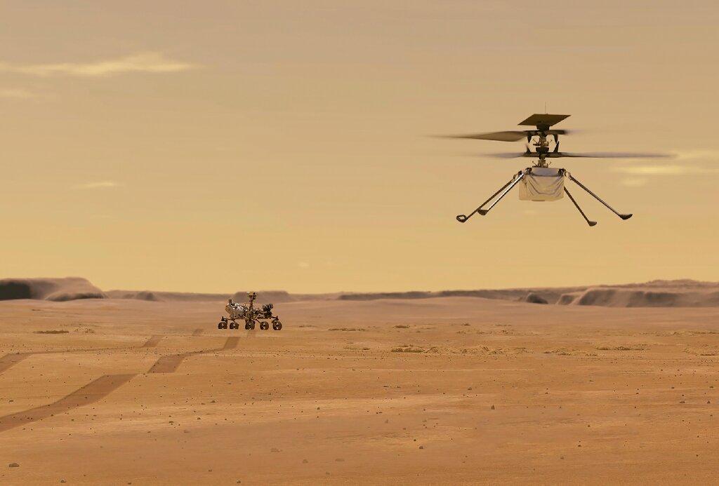 nasashelicoptermakeshistorywithsuccessfulflightonplanetmars