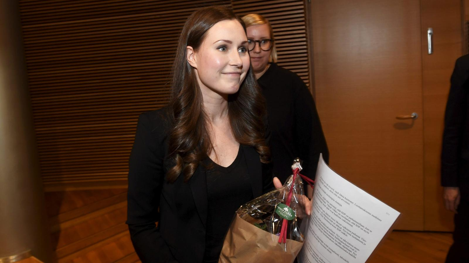 Finland elects Sanna Marin, the youngest-ever Prime Minister
