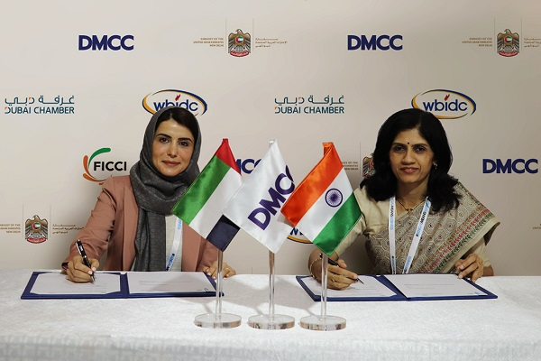 DMCC in strategic deal to boost India trade ties