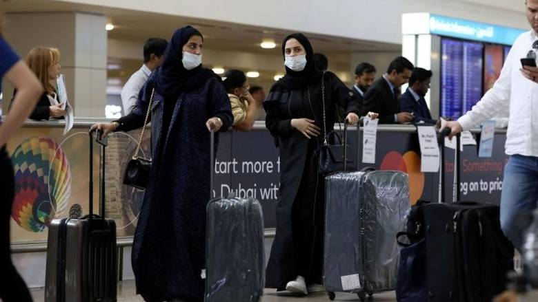 Covid-19: Dubai cancels flights to Iran over coronavirus fears