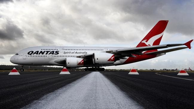 Cleaning chemical reside caused Qantas mid-air engine failure, report finds