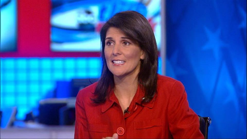US envoy  to the UN Nikki Haley to visit Syrian refugees in Jordan