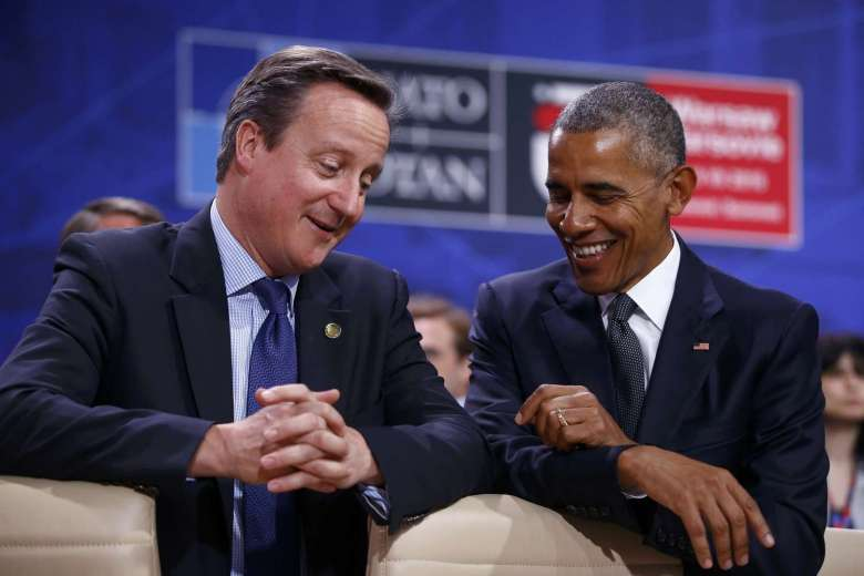 Nato summit: Obama expects UK to  continue Europe security role