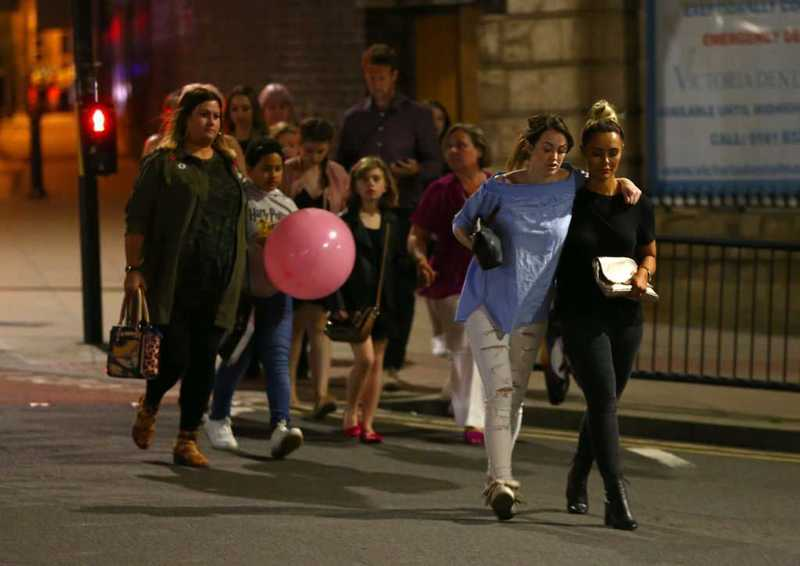 Manchester Arena attack: UK police say suicide bomber allegedly responsible for blast, probe underway