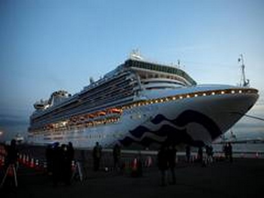 79 more people test positive on Japan cruise ship: ministry