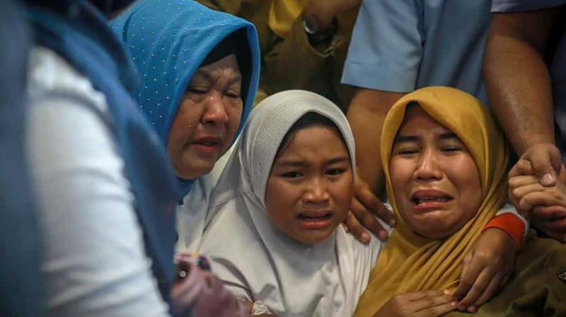 Indonesia search and rescue says all 189 aboard crashed jet