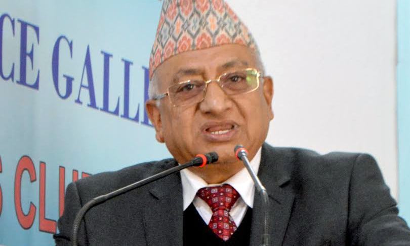Nepal govt accepts resignation of its ambassador to India