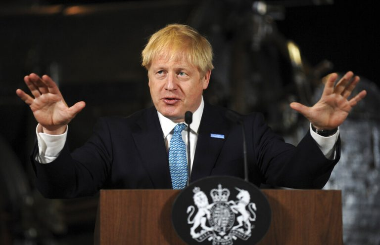 Boris Johnson tells Modi Kashmir a bilateral issue, calls for India-Pak dialogue