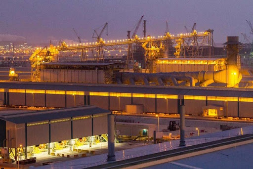 Saudi King to inaugurate 'Ras Al Khair', a $35 billion minerals and commodities complex today