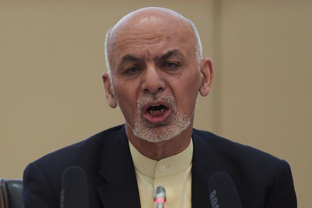 Afghanistan: President Ashraf Ghani offers peace talks with Taliban