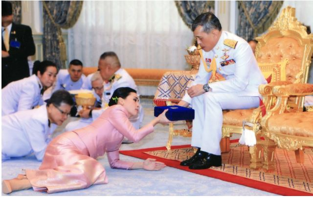 Thai King announces long time consort and former air hostess to be Queen