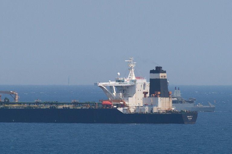 Iran condemns interception of oil tanker in Gibraltar