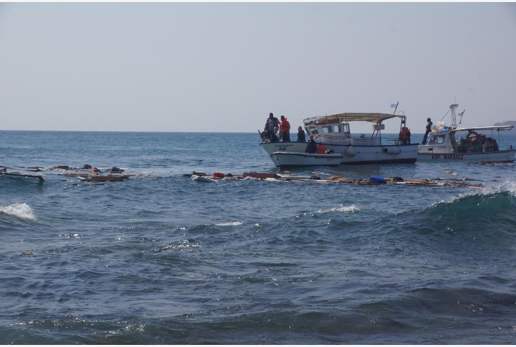 Bodies of 22 people found on migrant boat in the Mediterranean