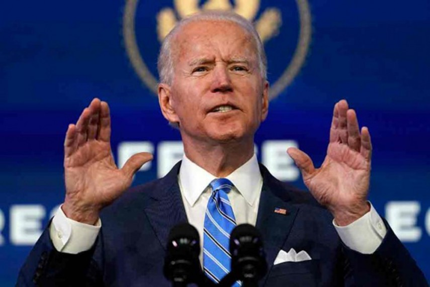 US President elect Joe Biden to be sworn as 46th President today
